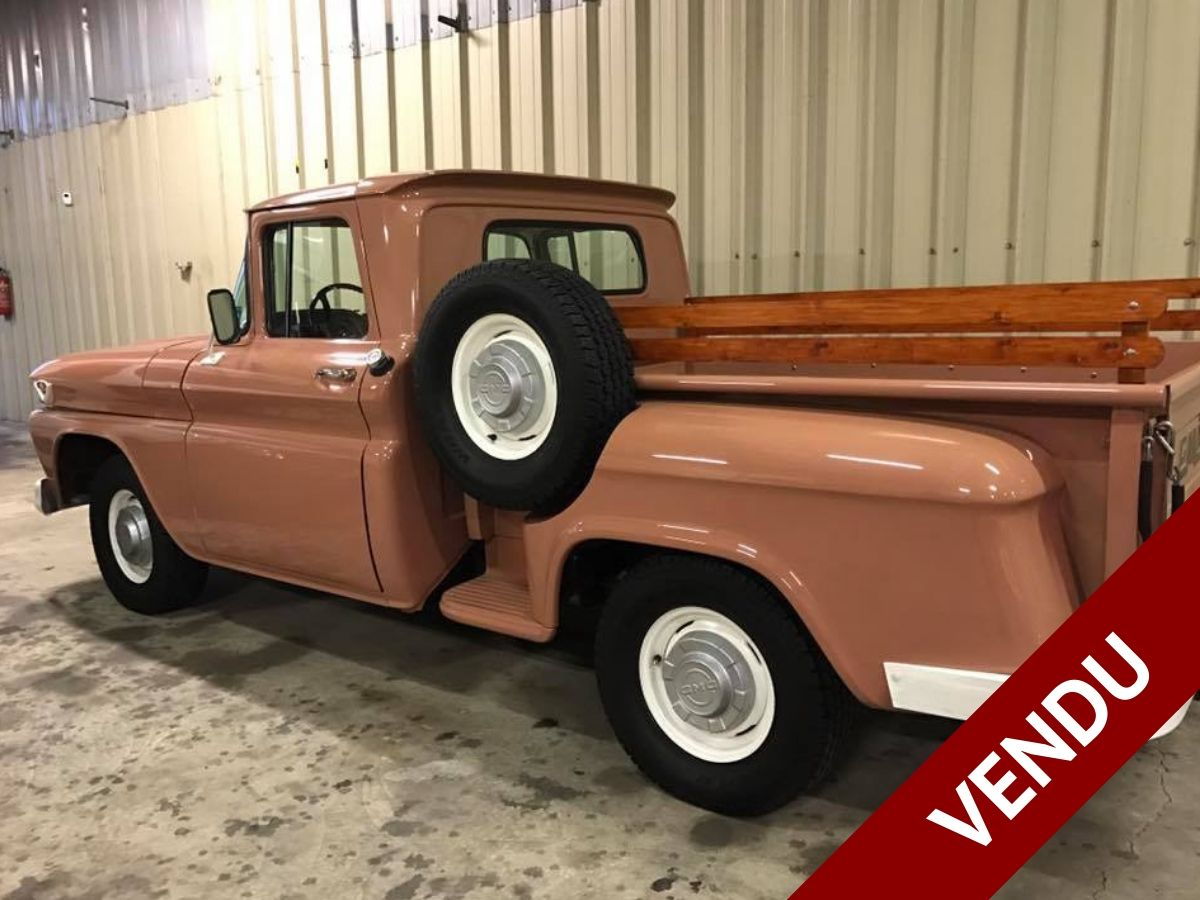 GMC Pick Up V6