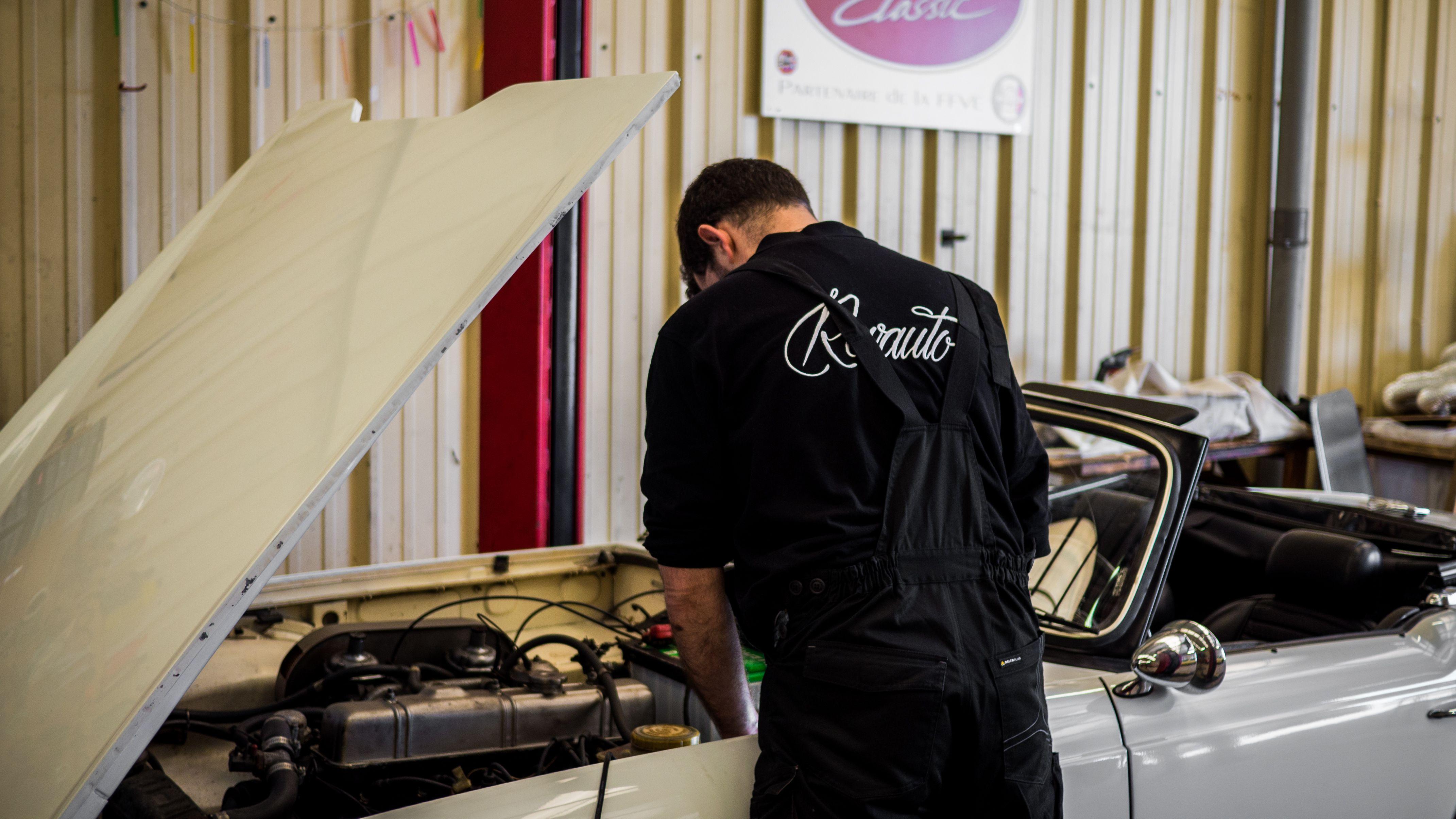 revauto | entretien Triumph, MG