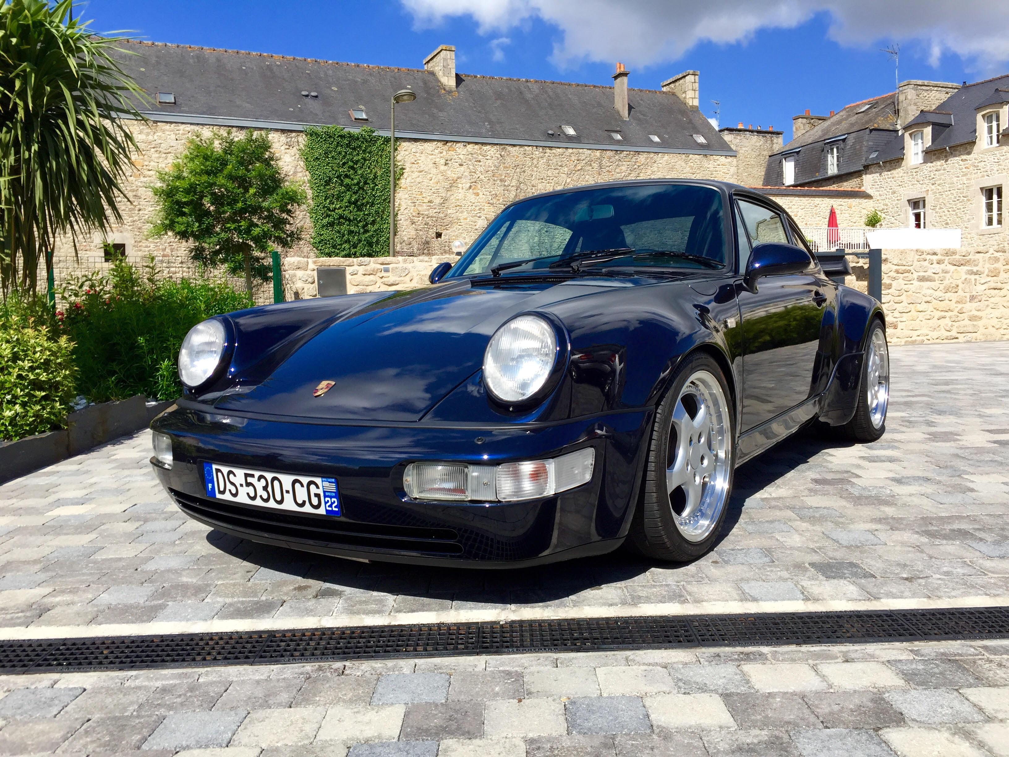 Porsche 965 Turbo 3.3