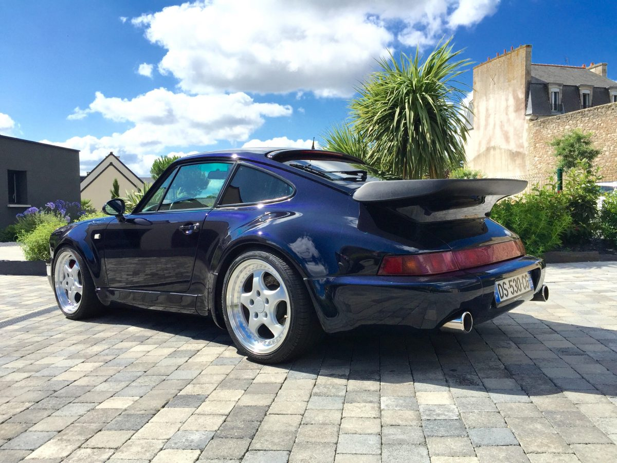 Porsche 965