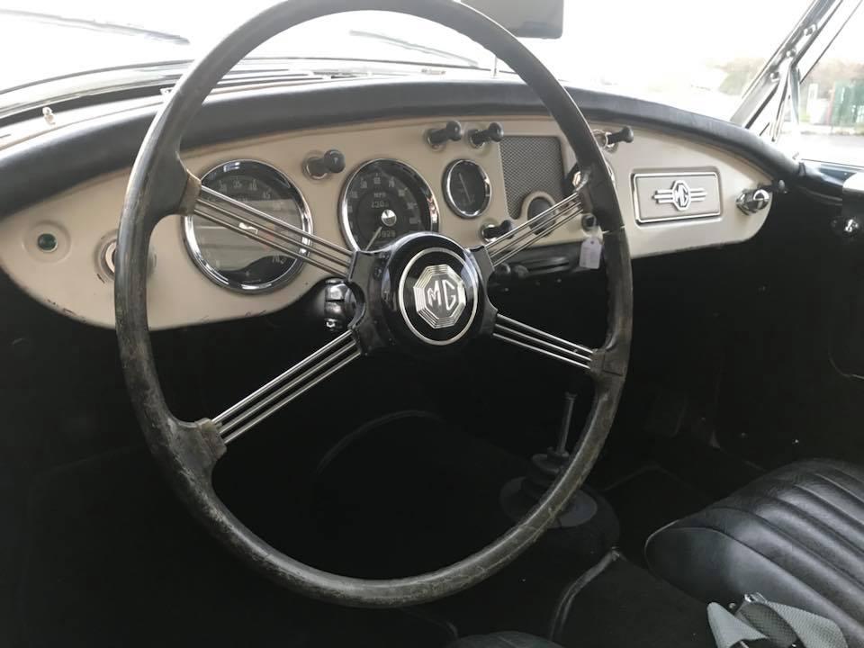 MG A 1500