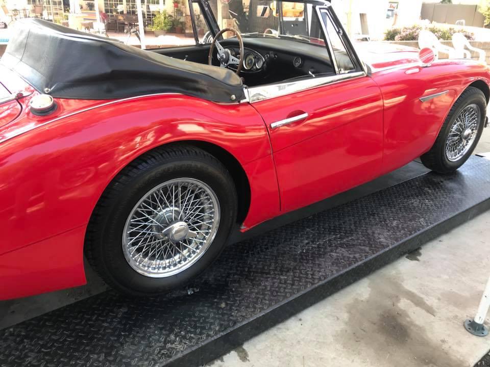 Austin Healey 3000 BJ7