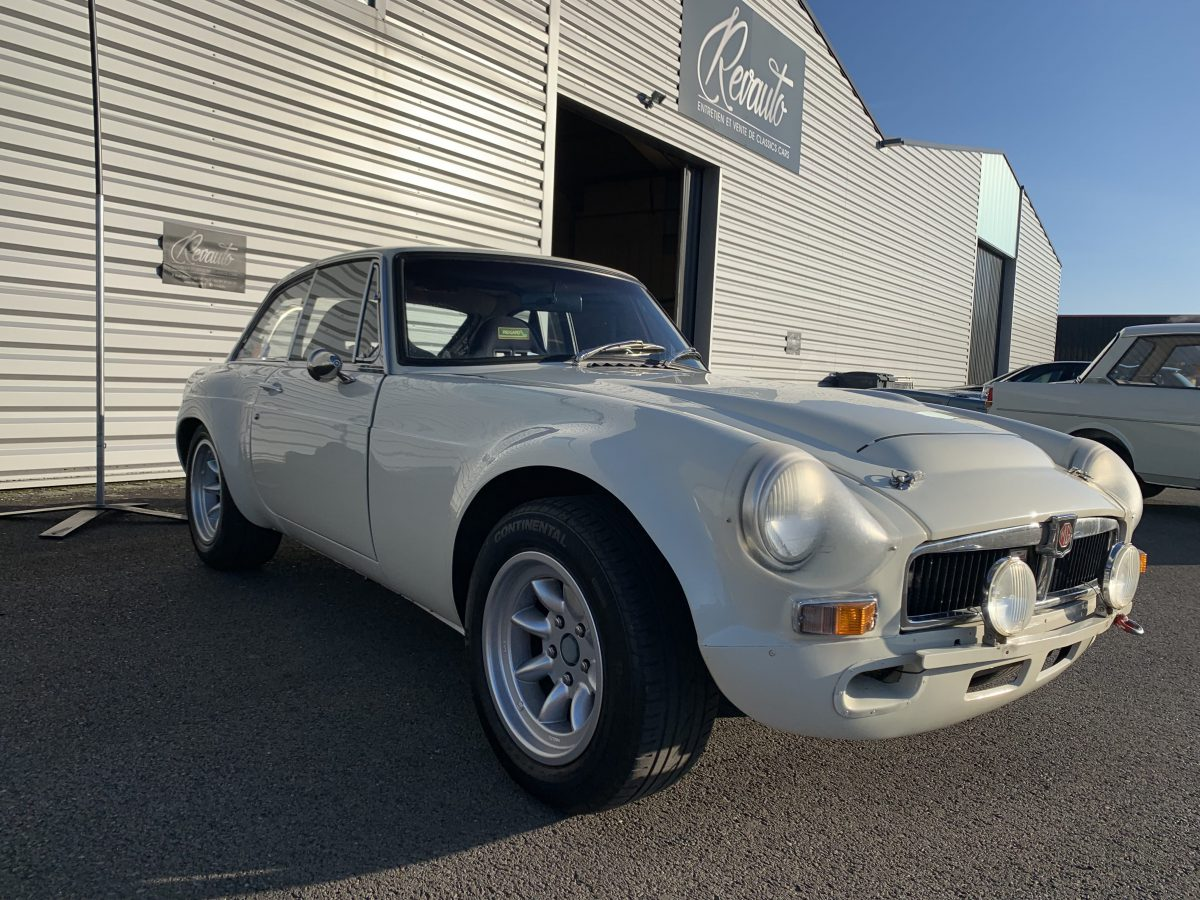 MG C GT 1969