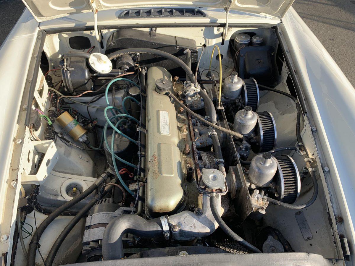 MGC GT 1969