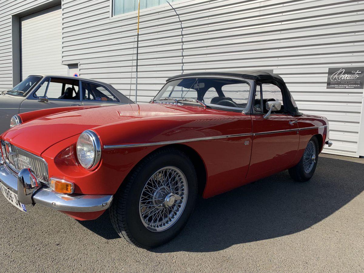 MG B 1968