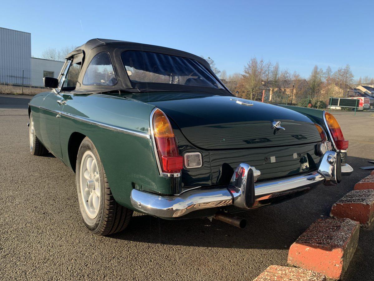 MG B 1971