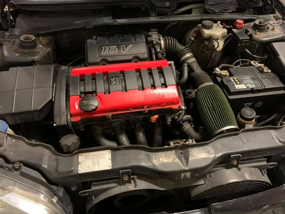 Peugeot 106 S16
